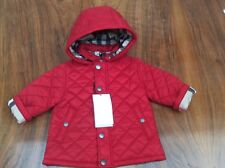 BURBERRY BABYS LIGHTWEIGHT QUILTED JACKET BNWT 6 MONTHS