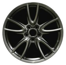 "19"" Ford Mustang 2011 2012 2013 2014 Factory OEM Rim Wheel 3862 Hyper Silver"