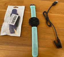 Garmin Forerunner 235 Running Watch w/ Heart Rate Monitor Frost/Black -FREE SHIP