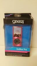 Gear4 IceBox Pro Crystal Case With Brushed Metal Front For Ipod Nano 4generation