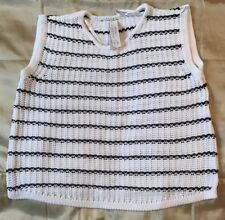 Womens Knitted Top Size S