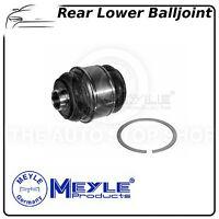 BMW 5 Series 6 Series 7 Series X5 Z8 Meyle Rear Lower Ball Joint 3160104347