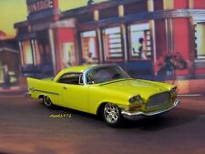 1957 57 CHRYSLER 300C 1/64 SCALE COLLECTIBLE DIECAST MODEL DIORAMA OR DISPLAY