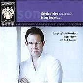 Gerald Finley sings Tchaikovsky & Mussorgsky Songs, Gerald Finley, Julius Drake,