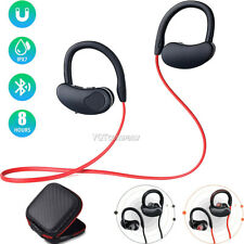 Bluetooth Headset Wireless Sport Stereo Headphone for Samsung S10 S8 S9 Note 10