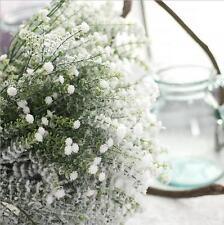Artificial Gypsophila Baby's Breath Forget Me Not Fake Silk Flower Wedding Decor