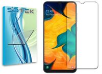 SDTEK Tempered Glass Screen Protector for Samsung Galaxy A20