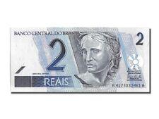 [#201888] Brazil, 2 Reais, 2001, KM #249b, UNC(65-70), A4173032461A