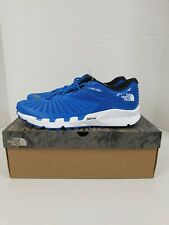 NIB The North Face Mens Corvara Running Shoes, Size 10, Bomber Blue/TNF White