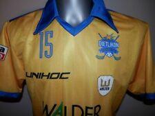 Rare UHC Dietlikon #15 SWISS UNIHOCKEY Floorball Jersey Shirt size M