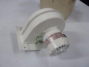 Dayton 9C919 squirrel cage Blower fan 230V 60/50hz 1/30 HP [#23,038]