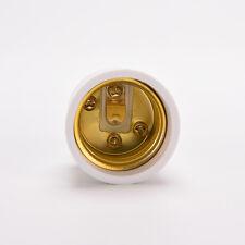 2X B22 to E27 LED Bulb Bases Converters Halogen Light Lamp Adapter Socket Change