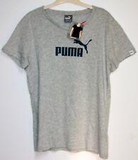 Puma Shirt Woman Größe XL   Grau mit Logo   Neu 25€