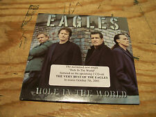 "The Eagles CD single ""Hole In The World"""