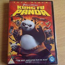 NEW SEALED - KUNG FU PANDA - Childrens Film Movie DVD - Region 2 - DreamWorks