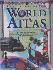 Very Good, The Illustrated World Atlas, Rogers, Alisdair, Book