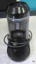 Bean Hopper Not Included: Hario EVCG - 8B V60 Coffee Bean Grinder, Black