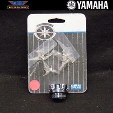 NEW OEM YAMAHA CHROME BILLET OIL FILLER CAP V STAR 650 1100 STR-5BN27-14-01
