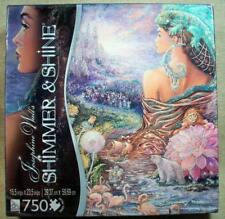 New Sealed 750 Piece Jigsaw Puzzle JOSEPHINE WALL Shimmer & Shine UNTOLD STORY