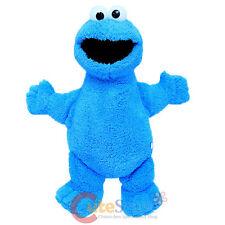 "Sesame Street Cookie Monster Plush Doll 24"" Jumbo Stuffed Toy Figure Plastic Eye"