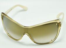 Tom Ford TF363 41G Ekaterina Sunglasses Clear Frame Gray Lens 135 x 120 DEMO