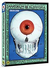 Sanatorium pod klepsydra / Wojciech Has, Jan Nowicki (1973) - DVD new