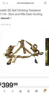 Summit Pro Safety Harness 350lbs