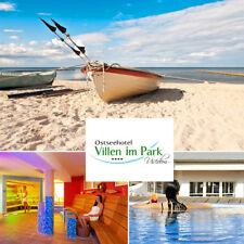 Ostsee Reise Usedom Bansin 4 Sterne Wellness Hotel Gutschein Kurz Urlaub Pool