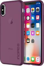 Official Incipio NGP Pure Case Purple Hard Cover for iPhone X