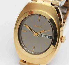 1973 vintage Bulova Automatic 37.5mm men's wristwatch w/ Original Bracelet