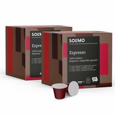 Capsules Espresso Compatibles Nespresso Café Certifié UTZ 100 Capsules Arabica