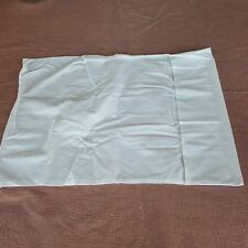 """4 Pack White Hotel Quality Pillow Cases Standard Size 20"""" x 26"""" FT18 w/Tuck Flap"""