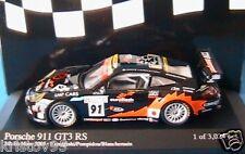PORSCHE 911 GT3 RS #91 24H DU MANS 2005 YAMAGISHI 1/43