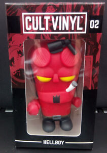 °HELLBOY CULT VYNIL #2° Pop Figur NEU OVP von planet replica