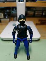 GI Joe Black Major Vintage Style Cobra Trooper