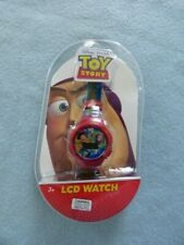 Disney Pixar Toy Story LCD Kids Watch ~ New ~ Fast Shipping!