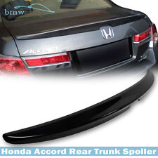 Painted Honda Accord OE Style Saloon Trunk Boot Spoiler Rear Wing B92P Black