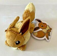 "Pokemon Center Japan - Running Eevee 9"" Pokemon Soft Plush Toy - Brand New"
