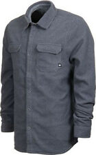 686 Airflight Rodeo Button Down Top (L) Charcoal
