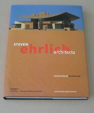 STEVEN EHRLICH ARCHITECTS book - Multicultural Modernism Architecture
