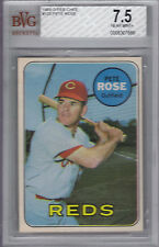 PETE ROSE 1969 O-PEE-CHEE CARD #120  Graded  BVG 7.5 NM+
