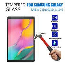 "For Samsung Galaxy Tab S5e 10.5 A 10.1"" E 9.6"" Tempered Glass Screen Protector"