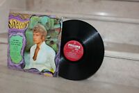 LP  johnny hallyday - jeune homme (philips 844855) import canada- 1968  (RARE)