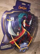 DISNEY HEROES CAPTAIN HOOK ACTION FIGURE WITH SWORD