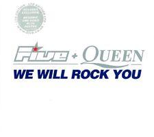 [Music CD] Five + Queen - We Will Rock You