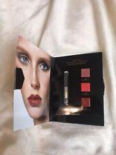 New Sample Pack of Tom Ford Lip Color, Indian Rose, True Coral, Scarlet Rouge