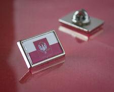Poland Polish Flag Pin/Lapel Badge