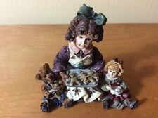 Boyds Bears Yesterdays Child Jean w/ Elliot and Debbie.The Bakers P/E #2853