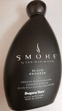 Smoke Black Bronzer Tanning Bed Lotion 10.5 oz By Supre