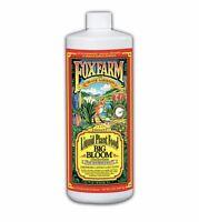 Fox Farm FX14002 Big Bloom Natural/Organic Liquid Plant Food Concentrate, 1Qt